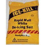 White De Icing Salt 25kg