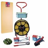 Tensioner/Sealer Kit with Trolley