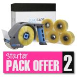 Zerotape Starter Pack Offer 2
