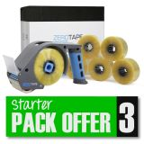 Zerotape Starter Pack Offer 3