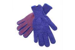 Blue Thermal Handling Gloves