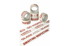 50mmx66m Polyprop Tape Quarantine