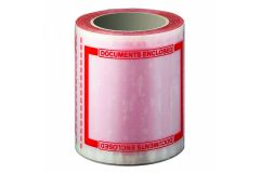 150mmx66m Pouch Tape Printed D/E