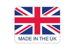 Made In The UK Label 45mm x 25mm
