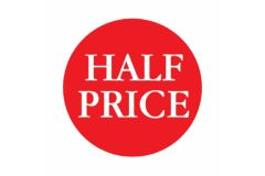 Half Price labels