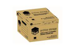 391x329x275mm e-box Archive Storage Box