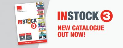 Our InStock 3 Catalogue is Out Now