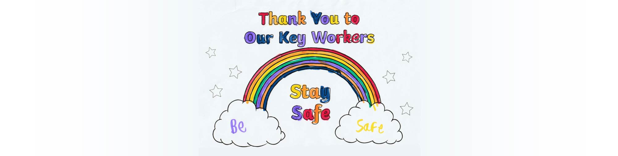 Thankyou to Our key Workers